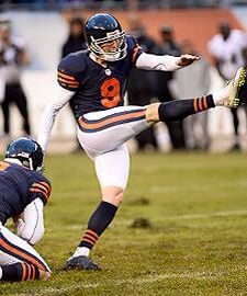 6f0d17ee ... Bears Anddd thank you Robbie. Goulds 50-yard fieldgoal makes it 23-14,  ...