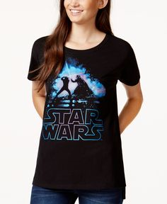 Hybrid Juniors' Star Wars Graphic Tee