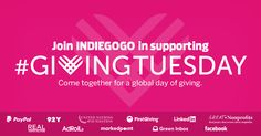 """Today, Dec. 2, 2014, is #GivingTuesday, """"a global day dedicated to giving back."""" -- Click through to read about it and get ideas on how to participate."""