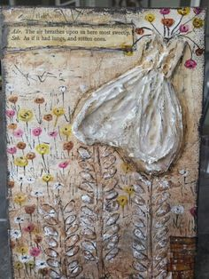 Inspired by Anselm Kiefer