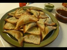 Wonton Wrapper Recipes!