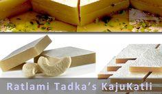 #kajukatli Ratlami tadka provide the best kajukatli sweets zone  Visit us: www.ratlamitadka.com #ratlamitadka