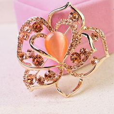 Zinc Alloy #Brooches,  handmade http://www.beads.us/product/Hair-Barrettes_p172474.html?Utm_rid=194581