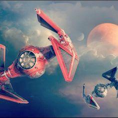- Star Wars conversion for Mutants & Masterminds 3e by Kane Starkiller - http://starwarsmandm3e.blogspot.com -TIE interceptors