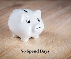 Some people find that having No Spend Days throughout the week helps them to gain control of their finances and save money in the long run. http://mymoneycottage.com/no-spend-days/