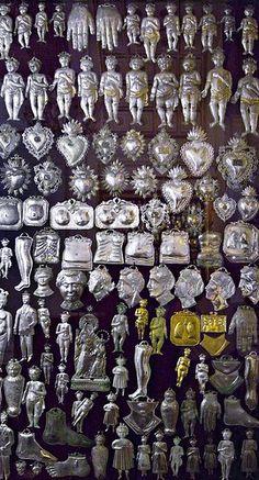 Mexican silverwork