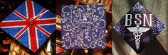 Easy Grad Cap Decoration Ideas   Personal Creations Blog