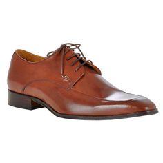 Sapato masculino couro calfanil