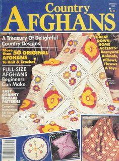 1985 Country Afghans-Spring - Ella - Picasa Web Albums