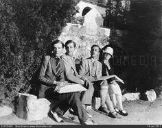Cecil Beaton, Rex Whistler, Stephen Tennant, Edith