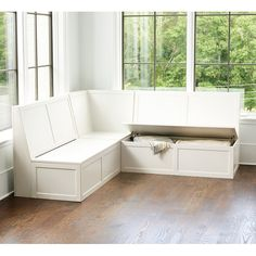 """Breton 3 Piece Banquette Corner and 2 48"""" Benches Booth Seating In Kitchen, Banquette Seating In Kitchen, Kitchen Dining Sets, Kitchen Benches, Dining Nook, Industrial Dining Chairs, Leather Dining Room Chairs, Living Room Chairs, Stool Makeover"""