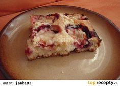 Rychlý švestkový koláč recept - TopRecepty.cz