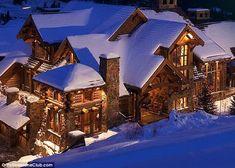 Yellowstone Club Resort in Montana