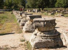 Olympia, Greece (courtesy of @Shantelxuz )