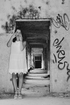 #grunge #grungestyle #grungegirl #creepy #dress #asylum #scary