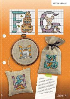 Halloween Cross Stitches, Cross Stitch Alphabet, Plastic Canvas, Needlepoint, Gallery, Frame, Fabric, Decor, Stitch Patterns