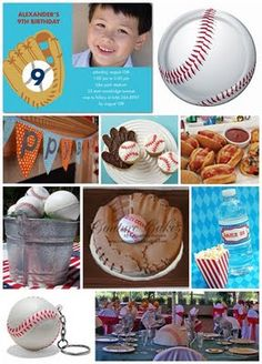 TheSwankySocialite: All-Star Baseball Party Inspiration Week