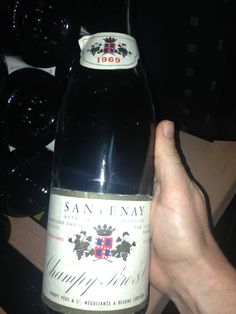 Santenay from Champy