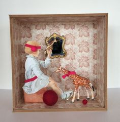 Josephine et sa giraffe | tiny tales