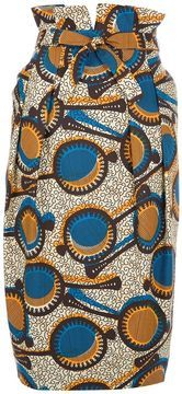 Stella Jean tribal print skirt