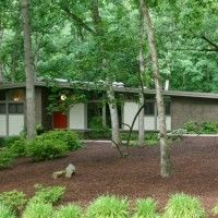 Mid-century Modern Restoration | Modern Charlotte, NC Homes For Sale | Mid-Century Modern Real Estate | Gail Jodon