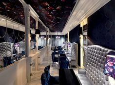 Lounge Bar Area - Diningroom | Visionnaire Home Philosophy