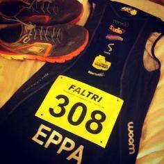 Hoje tem #Triathlon em Alagoas! Boa prova, Eppa!!! #AlagoasTriathlon #FALTRI