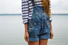latzhose shorts outfit - Ecosia