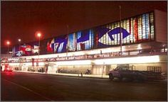 It was called the longest window in the world when its red, sapphire and purple panels were unveiled to airport travelers in 1960. Artists called the window — longer than a football field and more than 20 feet high — one of the most important stained-glass works in the U.S.  But American Airlines quietly began dismantling the window's 900 panels last week at its old John F. Kennedy International Airport terminal, after years of debate and pleas by employees and artists to find a way to keep…