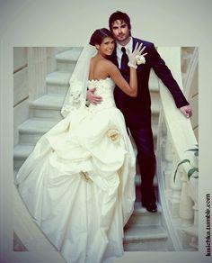 Vampire Diaries Wedding