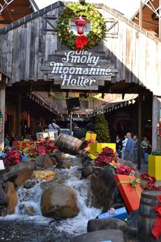 Ole Smoky Mountain Moonshine