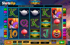 Know your fortune with Mandarin Fortune! This is a high-quality #videoslot from Leander Games. This slot machine has 5 reels and 20 paylines. Mandarin Fortune features bonus rounds, wild and scatter symbols, free spins, multipliers. Check it out at www.SlotsUp.com