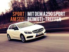 """""""Sport am See"""" Mercedes A250 Sport beim GTI Treffen"""