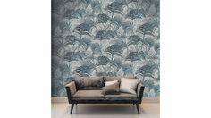 Kolekcja tapet Shangri-La Muraspec Fardis/Muraspec. Produkt zgłoszony do konkursu Dobry Design 2018. Curtains, Shower, Prints, Rain Shower Heads, Blinds, Showers, Printed, Draping, Tents