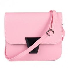 Women Candy Color Mini Casual Crossbody Bag Girls Sweet Shoulder Bag