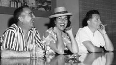 Garry Moore, Bess Myerson, Henry Morgan 1957.  I've Got a Secret