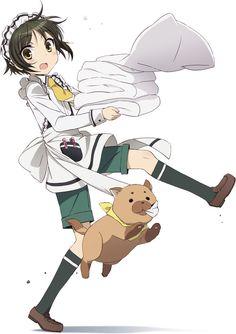 乙橘「少年メイド」がTVアニメ化。2016年春より放送開始