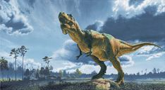 Tyrannosaurus rex - Theropods Wiki