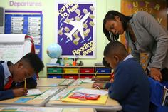 At Success Academy Charter Schools, Polarizing Methods and Superior Results - NYTimes.com. What ever works????