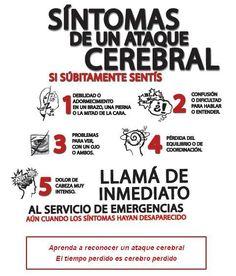 La siguiente información puede salvar vidas! COMPARTELA…!!! Un accidente…