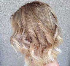35 New Blonde Ombre Short Hair | http://www.short-hairstyles.co/35-new-blonde-ombre-short-hair.html