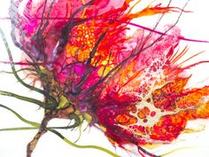 Alicia Tormey, Encaustic Artist, Seattle