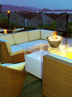 Summer Soirée - Outdoor Furniture #EccoDomaniCelebration