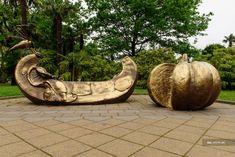 Памятник Мухе Цокотухе в Сочи