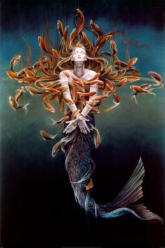 Metamorphosis Print by Sheila Wolk - I want this as art on the wall and a tattoo