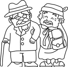 People Coloring Pages, People Coloring book to print