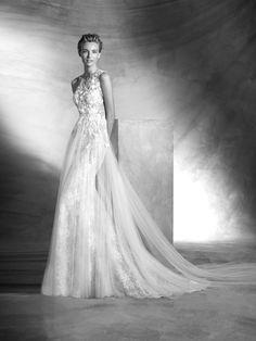 Svatební šaty Pronovias Vintage