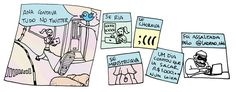 """deposito-de-tirinhas:  """" por Calote http://www.noprimeiroandar.blogspot.com.br  """""""