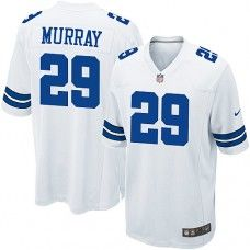 a89ff670d Youth Nike Dallas Cowboys  29 DeMarco Murray Game White Jersey Jets Hockey
