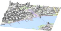 CAD Mapper Three-dimensional CAD files of any area in the world, generated in minutes.